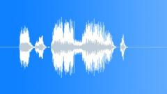 Goblin Combat Phrase 2 - It's Gonna Hurt Sound Effect