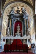 Church of saint euphemia, rovinj, croatia Stock Photos