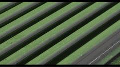Rails on metallurgical plant Stock Footage