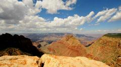 Viivästys Grand Canyon - 4K - 4096x2304 Arkistovideo