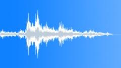 Earthmover spoon release - sound effect