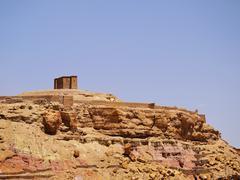 ait benhaddou, morocco - stock photo