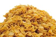 Stock Photo of corn flakes