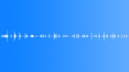 Stock Sound Effects of keyboard typing 01, medium speed
