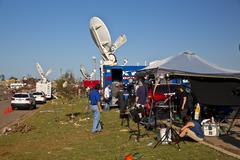 Stock Photo of Moore Oklahoma, EF5 Tornado damage & aftermath PT4