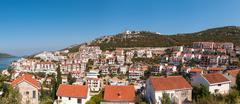 city of neum in bosnia anf harzegovina - stock photo