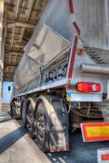 transport tuck - stock photo