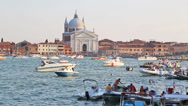 Stock Video Footage of Festa del Redentore Venice