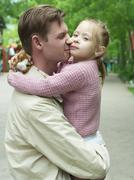 happiness fatherhood - stock photo