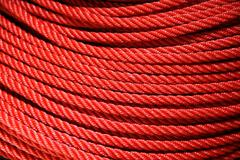 nylon rope - stock photo