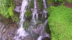 Waterfall, Nagano Stock Footage