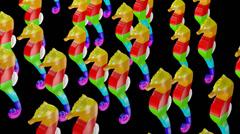 Rainbow Madness - stock footage