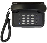 Office telephone - stock photo