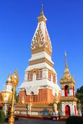 phrathatphanom - stock photo