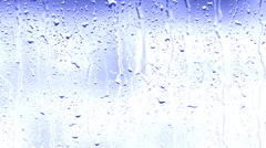 condensate drops - close-up - stock footage