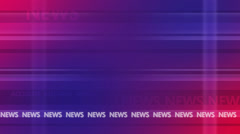 news bg: news tonight - stock footage