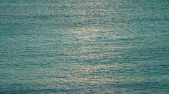 Calm ocean Stock Footage