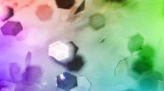 Glitter, abstrakti kuohuviini kuvio Arkistovideo