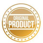 Stock Illustration of original product illustration design over white