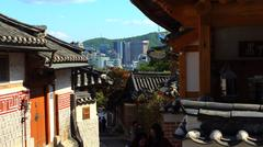 Korea0030 - stock photo