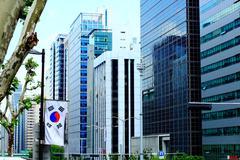 Korea0054 - stock photo