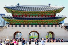 Korea0009 - stock photo