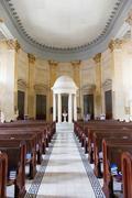 Interior st. paul's anglican cathredal Stock Photos