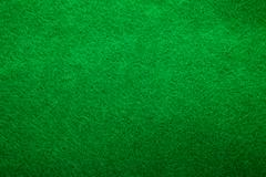 Background texture of green felt Stock Photos