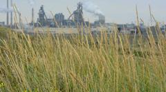 Industrial in nature Stock Footage