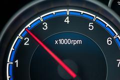 Tachometer Stock Photos