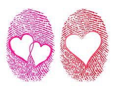 Love, lovers concept Stock Illustration