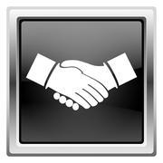 Agreement icon Stock Illustration