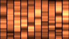 Metal Plates. Animated background Stock Footage
