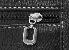 The lock on the zipper. macro Stock Photos