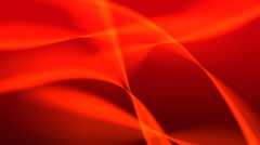 red swirly video background - stock footage