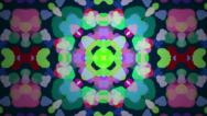 Stock Video Footage of Psychedelic kaleidoscope background - 1080p