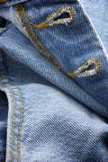 buttonhole closure - stock photo