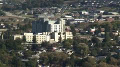 Vernon Jubilee Hospital Stock Footage