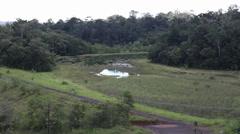 1374-Amazon-Deforestation-Mining-Brazil-Environmental-Impact Stock Footage