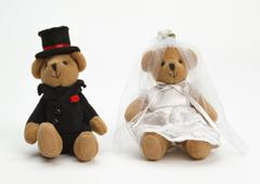 Welcome Bear - stock photo