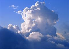 Cumulonimbus Cloud Stock Photos