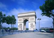 Stock Photo of Triumphal Arch