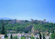 Stock Photo of Alhambra Palace