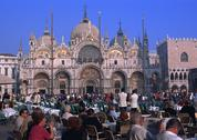 Stock Photo of Basilica San Marco