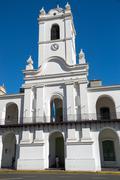 The historic Cabildo in Buenos Aires Stock Photos