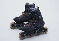 Inline Skating Stock Photos