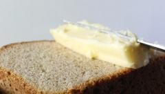 butter - stock footage