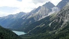 Antholzer Valley Stock Footage