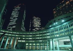 Tokyo Metropolitan Assembly Hall Stock Photos