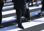 Stock Photo of Crosswalk